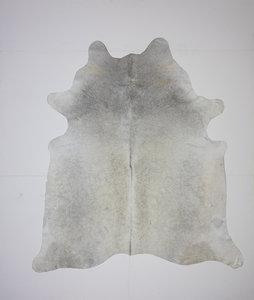 KOELAP Koeienhuid Vloerkleed - Grijs Egaal - 205 x 235 cm - 1001311