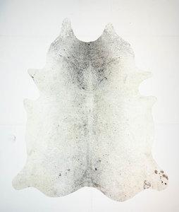 KOELAP Koeienhuid Vloerkleed - Bruinwit Gevlekt Salt & Pepper - 215 x 255 cm - 1003514