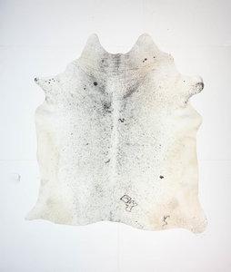 KOELAP Koeienhuid Vloerkleed - Zwartwit Gevlekt Salt & Pepper - 195 x 215 cm - 1003730