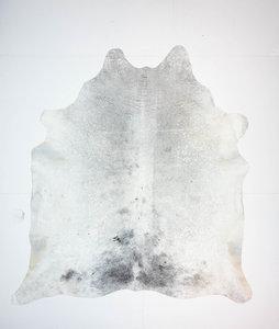 KOELAP Koeienhuid Vloerkleed - Grijs Egaal - 215 x 235 cm - 1003731