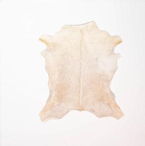 KOELAP Geitenhuid - Bruin Egaal Geitenhuid - 70 x 85 cm - 1003894