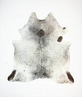 KOELAP Koeienhuid Vloerkleed - Grijs Egaal - 205 x 220 cm - 1003517