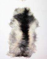 SCHAAPLAP IJslandse Schapenvacht  - Multicolor - 65 x 115 cm - 1003610