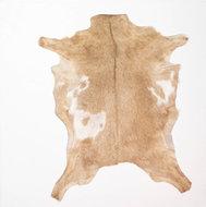 KOELAP Geitenhuid - Bruin Gevlekt Geitenhuid - 85 x 110 cm - 1003747