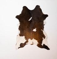 KOELAP Kalfshuid - Bruinwit Gevlekt Kalfshuid - 75 x 95 cm - 1003863